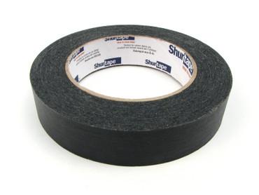 "1"" x 60 yards Black Masking Target Tape for Hard Cover"