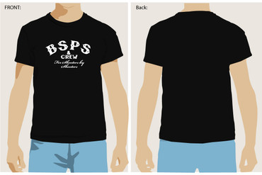 """BSPS """"For Shooter By Shooters"""" Ben Stoeger Pro Shop T-Shirt"""