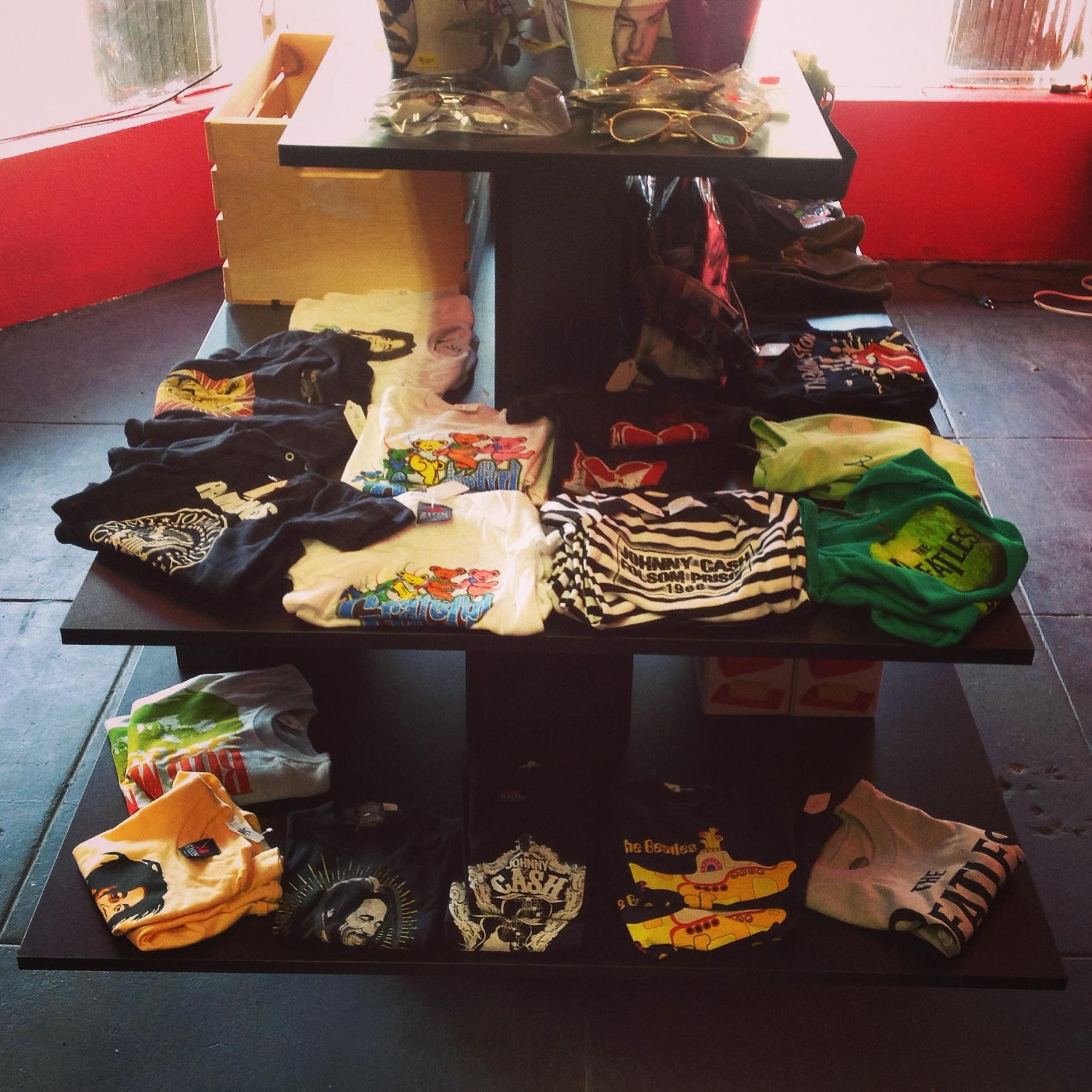 shop display baby stuff