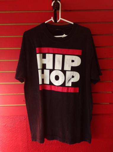 Hip Hop T-Shirt - Size Large