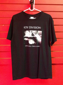 Joy Division Love Will Tear Us Apart T-Shirt