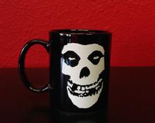 Misfits Skull Mug