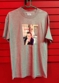 Morrissey Yummy T-Shirt in Grey