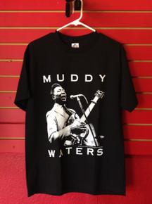 Muddy Waters Singing T-Shirt