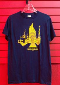 Pink Floyd Relics T-Shirt in Dark Blue