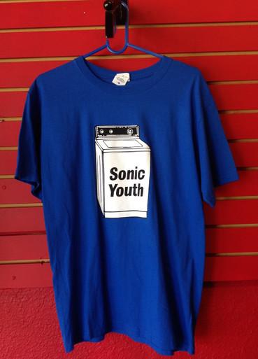 Sonic Youth Washing Machine T-Shirt