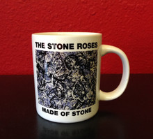Stone Roses Made of Stone Mug