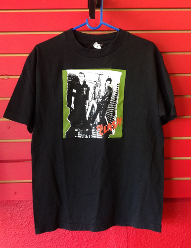 The Clash - First Album Cover - Recent Vintage T-Shirt Size Medium