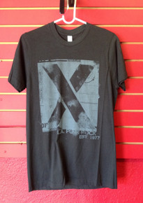 X Los Angeles T-Shirt in Black