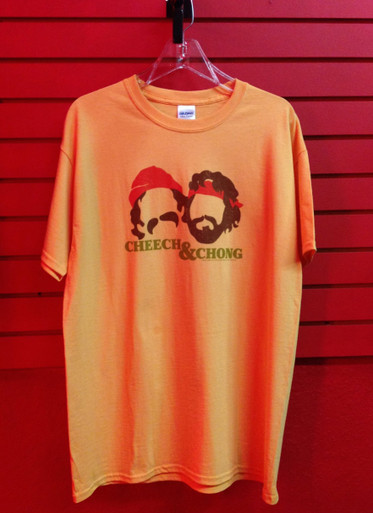 Cheech and Chong Silhouettes T-Shirt
