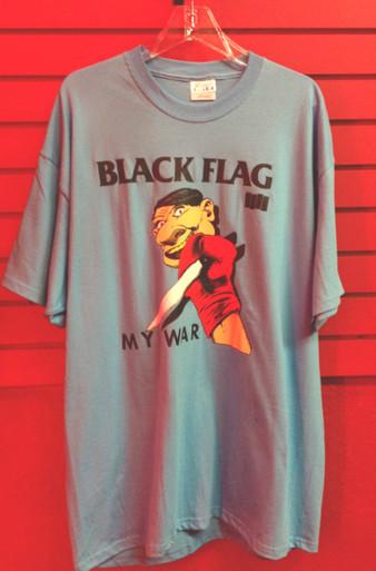 Black Flag My War T-Shirt