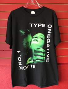 Type O Negative Black Number One T-Shirt
