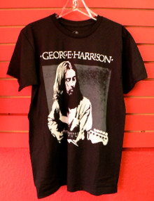 George Harrison Solo With Guitar T-Shirt