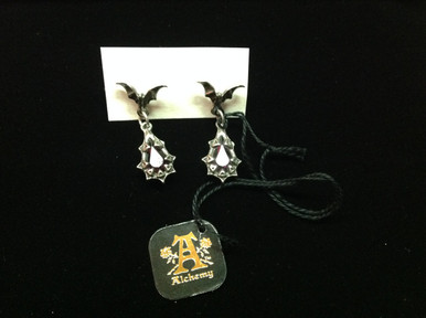 Alchemy of England Morticia Earrings
