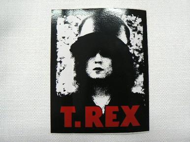 T. Rex Marc Bolan The Slider Album Cover Sticker