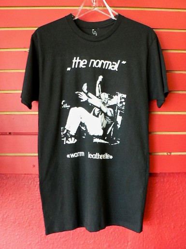 The Normal Warm Leatherette Single Cover T-Shirt
