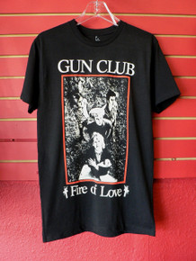 The Gun Club - Fire of Love T-Shirt - Made by Lethal Amounts Los Angeles