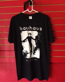 Bauhaus Bela Lugosi's Dead Black T-Shirt