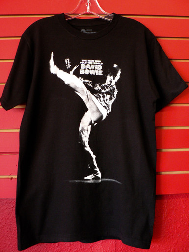 David Bowie - The Man Who Sold the World Album T-Shirt