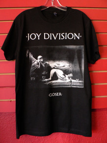 Joy Division - Closer Album Cover T-Shirt