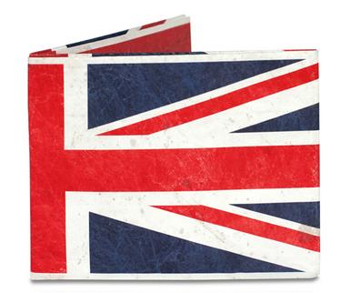 Mighty Wallet- Union Jack / British Flag