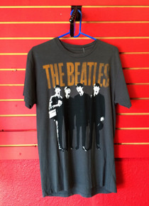 Beatles Grey Band T-Shirt
