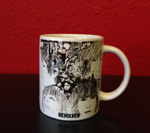 Beatles Revolver Mug