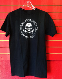 Black Rebel Motorcycle Club - Skull Logo T-Shirt