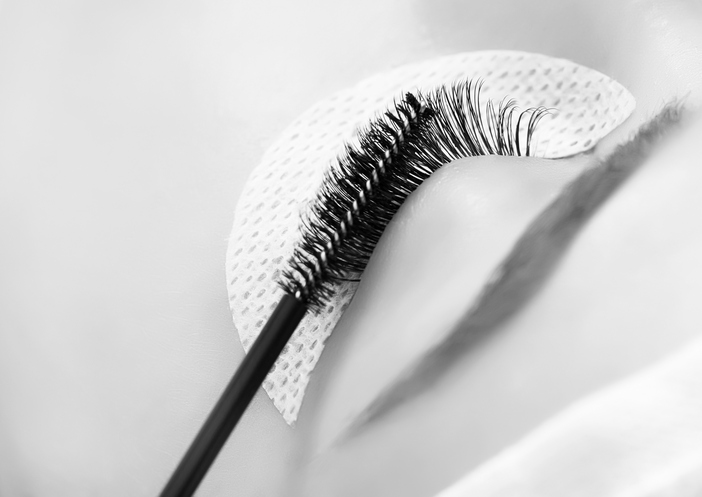 Clean Natural Eyelashes Every Time Before Applying Eyelash