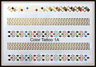 Closeout! Premium Temporary Tattoo 01