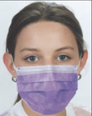 High Filtration Ear Loop Mask - 50pcs