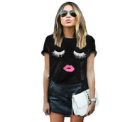 eyelash t-shirt lashstuff.com