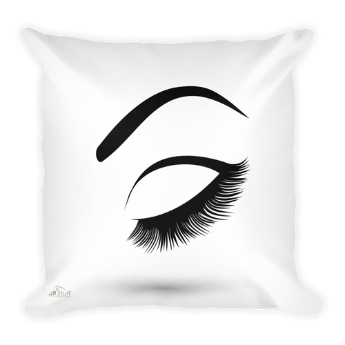 Eyelash extension pillow