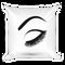 Eyelash extension pillow
