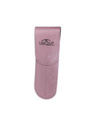 Pink double eyelash extension tweezer case by Lash Stuff