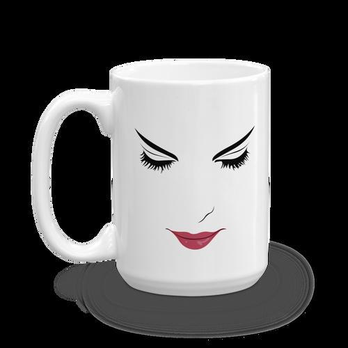 Lash & Lips Mug by LashStuff.com