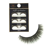 Practice eyelashes for eyelash extensions