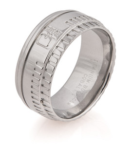 Cobalt Camera Lens Ring