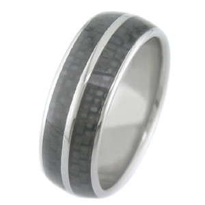Dual Carbon Fiber Ring