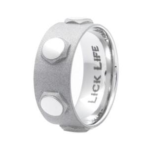 Men's Titanium Lug Nut Ring
