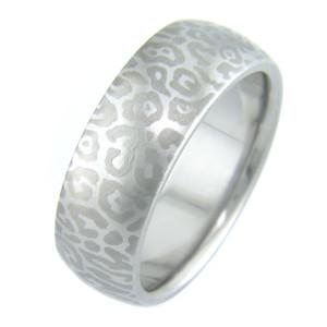 Mokumanium Jaguar Ring