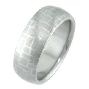 Stone Wall Mokumanium Ring