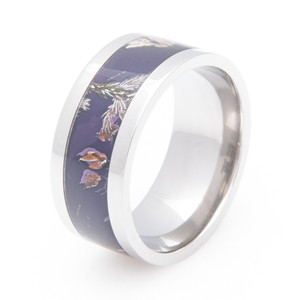 Women's Realtree® AP Navy Camo Ring