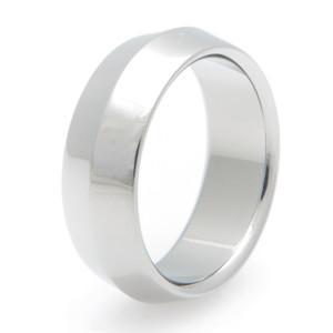 Peaked Titanium Ring