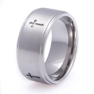 Simple Cross Ring