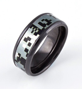 Urban Digital Camo Ring