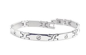 Venustas Women's Titanium Bracelet