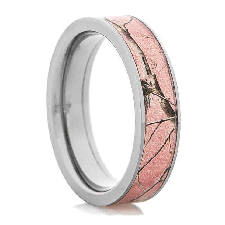 Realtree AP Pink Camo Ring