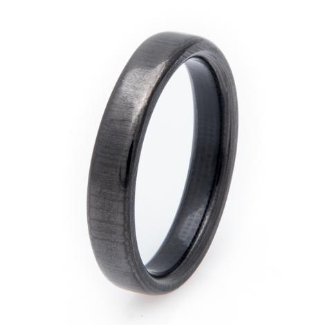 Women's Carbon Fiber Ring