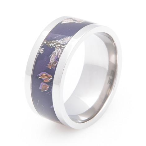shardon 8mm s realtree max 4 camo wedding ring with